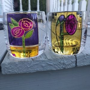 Stained Glass Tumblers